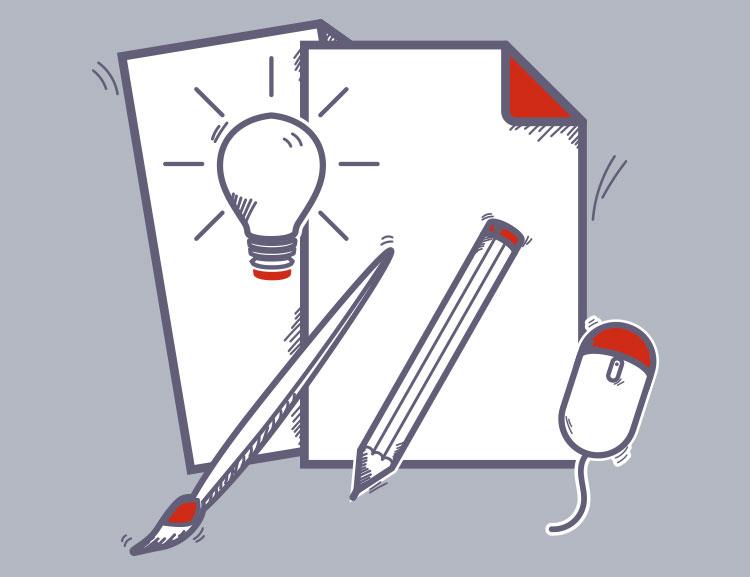 Atelier la Marelle : Design graphique - Illustrations