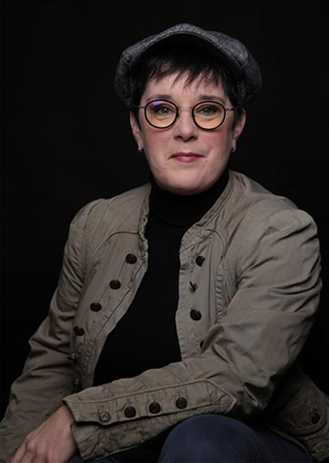 Armelle Boussard, directeur artistique d'Atelier la Marelle