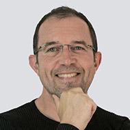 Christophe Trottier, motion designer et partenaire d'Atelier la Marelle