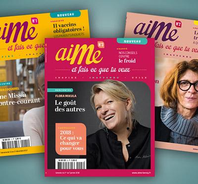 Portfolio Atelier la Marelle : La presse hebdomadaire